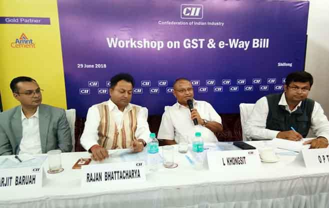Workshop on GST & e-Way Bill